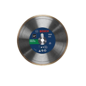 Bosch Db1043s Diamond Blade,Wet Cutting,Continuous Rim