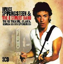BRUCE SPRINGSTEEN - The Fox Theatre, Atlanta, Georgia 78 - 3 CD Box !! - NEU/OVP