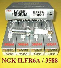 4 Original NGK Zündkerzen IRIDIUM ILFR6A 3588 MERCEDES BENZ W211 S211 SLK R171