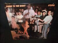 Todd Rundgren Utopia Swing To The Right Sealed Vintage Vinyl LP
