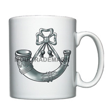 The Oxfordshire and Buckinghamshire Light Infantry Personalised Mug / Cup *