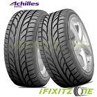 2 Achilles Atr Sport 21545zr17 91w Tires 400aaa Uhp All Season 35k Mile