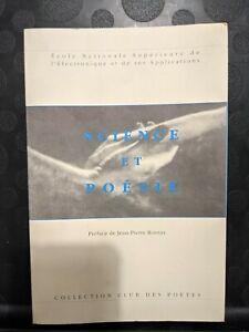Science et Poésie, Les auteurs, 1994, Club des poètes