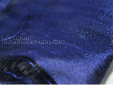 Navy Blue Pure Dupioni Silk raw silk dupioni silk for wedding dresses