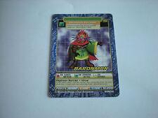 Carte Digimon Baronmon !!!