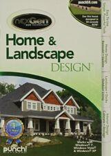 Punch Home & Landscape Design (PC) *New,Sealed*