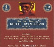 NEW The Guitar Evangelists Volume 2 (Audio CD)