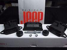 Jeep cj laredo, CJ transmission and engine mount,