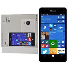 NUOVO Lumia 950 XL Microsoft Bianco 32GB sbloccato di fabbrica 4G/LTE SINGLE-SIM SIMFREE