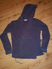 Bellybutton Wickel-Shirt Langarm Pullover  blau-Marine M Umstandsmode stillshirt