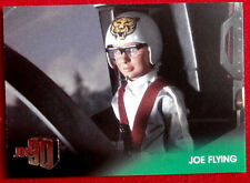 JOE 90 - Foil Chase Card #F2 - JOE FLYING - GERRY ANDERSON COLLECTION 2017