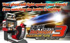 Wangan Maximum Tune 3 (MT3) - 46Lv 820hp Full Tuned cards @ $8