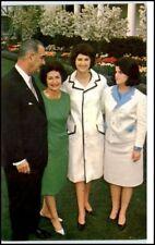 USA The First Family Lyndon Baines Johnson President