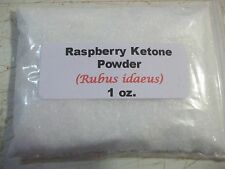 1 oz. Raspberry Ketone Powder (Rubus idaeus) 99.9% Pure