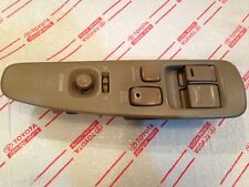 LEXUS SC400 SC300 BEIGE/TAN DRIVER MASTER WINDOW SWITCH w/ MIRROR CONTROL 92-00