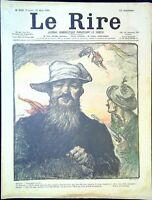 Le RIRE N° 333 du 23  Mars 1901