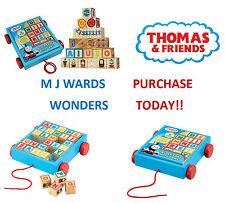 Thomas and Friends con carrello Block gioco ** BINARIO RAIL ACQUISTO OGGI **