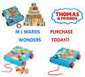 Thomas and Friends Block Cart with Rail Track Game ** PURCHASE TODAY **