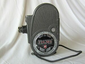 Vintage Bell & Howell FILMO Double Run Eight Film Advances RARE Family Owned