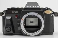 Pentax P50 analoge Spiegelreflexkamera Gehäuse Body