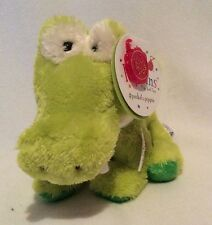 Keel Toys Pippins - Snappy the Crocodile - 14cm Plush - Brand New