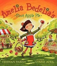 Amelia Bedelia's First Apple Pie-ExLibrary