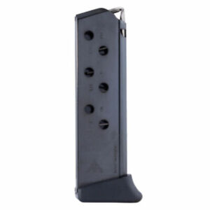 Mecgar Walther PPK/S 380 ACP Pistol Magazine 7 Rounds MGWPPKSFRB