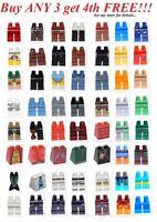 ☀️NEW Lego PICK YOUR LEGS PANTS Minifigure minifig figure bulk Lot Parts Bottoms