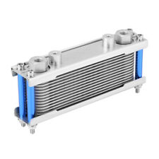 NEW Aluminum Motorcycle Engine Oil Cooler Cooling Radiator 50CC-200CC Universal