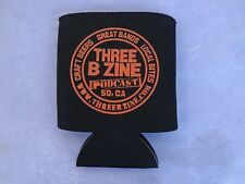 Beer Bottle Can Holder Koozie - Beer Con <> San Diego 2014 Craft Beer Conference