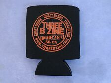 Beer Bottle Can Holder Koozie - Beer Con    San Diego 2014 Craft Beer Conference