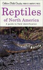 New listing Reptiles of North America: A Guide to Field Identification Golden Field Guide f