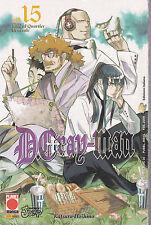 D. GRAY-MAN n° 15  I° edizione -  ed. Planet Manga