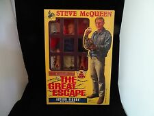 STEVE MCQUEEN TOYS MCCOY GREAT ESCAPE VIRGIL HILTS Action Toy Figure UNOPENED