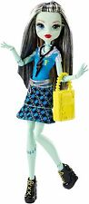 Monster High First Day of School Frankie Stein Doll New