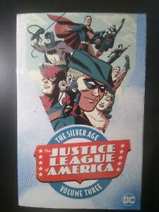 The Justice League of America: The Silver age vol. 3 brand new graphic novel
