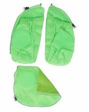 ergobag Safety Zip-Set 3-teilig Zubehör Tasche Green Grün Neu
