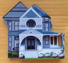 1993 Shelia'S Sessions House 1888, Los Angeles, Ca, Signed Figurine