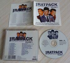 CD ALBUM THE RAT PACK DEAN MARTIN FRANK SINATRA SAMMY DAVIS JNR 19 TITRES VOL 1