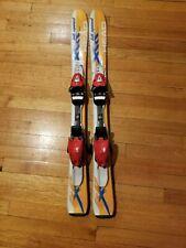 Head XRC Full Speed 97cm Downhill Ski Tyrolia RFL 4.5 Bindings used