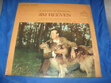 Jim Reeves  A Touch of Sadness Lp Collie Dog Cover LSP 3987[INV-1]