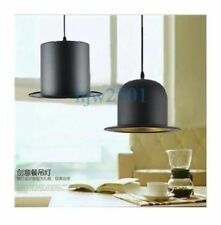 2 X Lights Hot New Modern Bowler/Tall Hat Ceiling Light Pendant Lamp Lighting