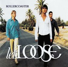 LET LOOSE : ROLLERCOASTER / CD (MERCURY RECORDS 532 955-2) - TOP-ZUSTAND