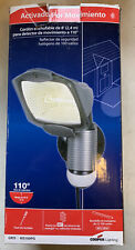 Gray Lighting Plug In Motion Floodlight MS100PG **7257**