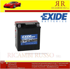 Batería exide YTX7L-BS TM Racing MX 530 F 2005