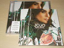 SIGNED/AUTOGRAPHED JOJO MAD LOVE CD ALBUM
