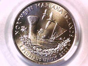 2009 P Washington Quarter PCGS SP 68 Northern Mariana NP Satin Finish 15479046