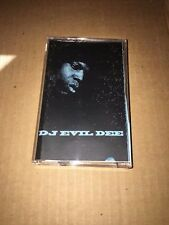 DJ EVIL DEE R&B Joints #1 90s RNB NYC Hip Hop Cassette Mixtape Tape