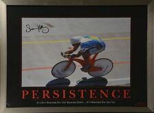 Signed Cycling Memorabilia Posters