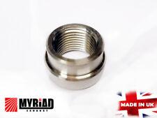 M18 x 1.5mm Lambda O2 Oxygen Sensor Boss 304 Stainless Steel Exhaust Repair